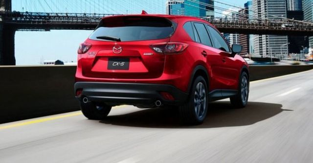 2015 Mazda CX-5(NEW) SKY-D 2WD  第4張相片