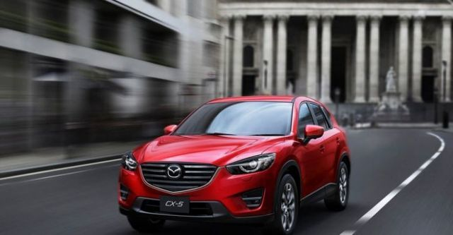 2015 Mazda CX-5(NEW) SKY-D 2WD  第5張相片
