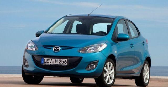 2014 Mazda 2 1.5 頂級型  第2張相片