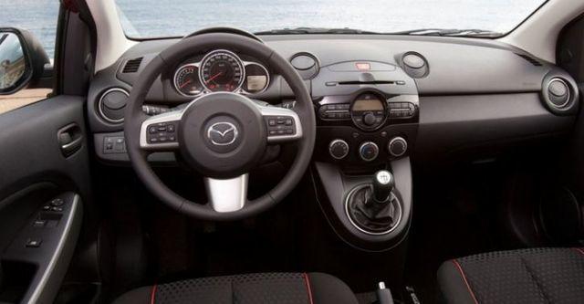 2014 Mazda 2 1.5 頂級型  第8張相片