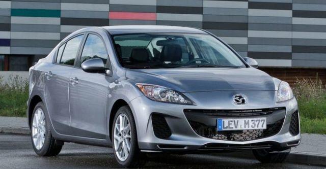 2014 Mazda 3 4D 1.6 尊貴型  第1張相片