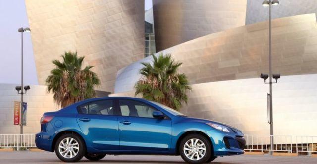 2014 Mazda 3 4D 1.6 尊貴型  第4張相片
