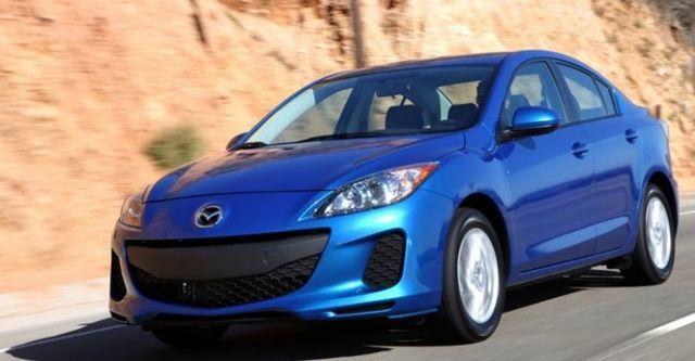 2014 Mazda 3 4D 1.6 尊貴型  第5張相片