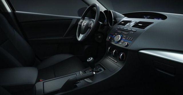 2014 Mazda 3 4D 1.6 尊貴型  第8張相片