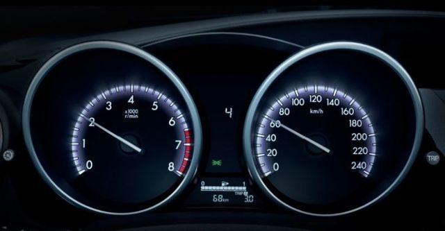 2014 Mazda 3 4D 1.6 尊貴型  第9張相片