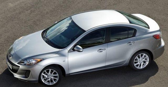 2014 Mazda 3 4D 1.6 頂級型  第1張相片