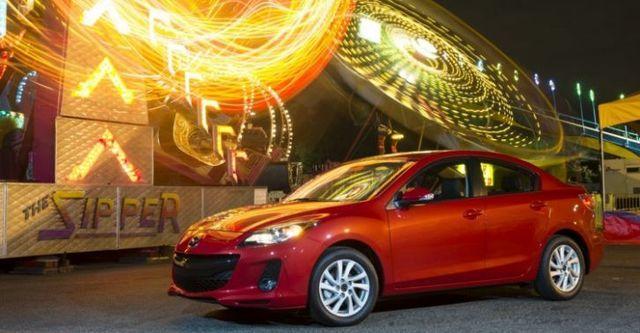2014 Mazda 3 4D 1.6 頂級型  第2張相片