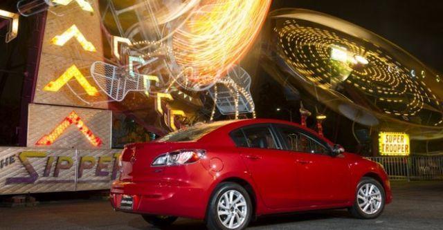 2014 Mazda 3 4D 1.6 頂級型  第3張相片