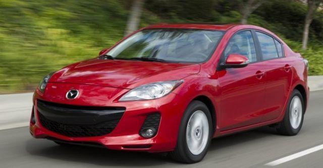 2014 Mazda 3 4D 1.6 頂級型  第4張相片