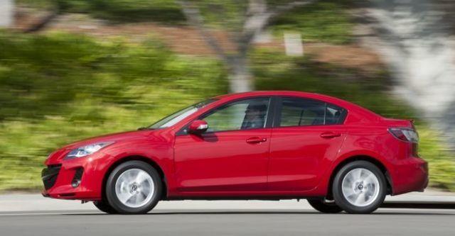 2014 Mazda 3 4D 1.6 頂級型  第5張相片