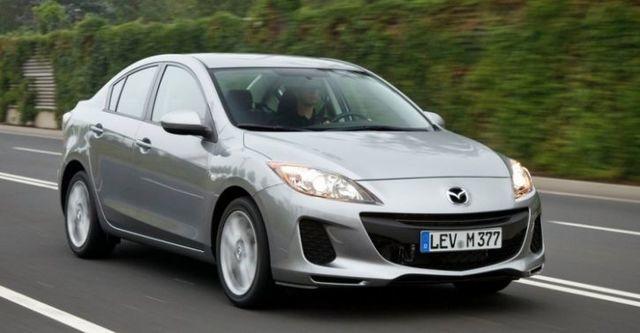 2014 Mazda 3 4D 2.0 頂級型  第1張相片