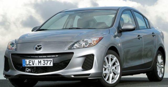 2014 Mazda 3 4D 2.0 頂級型  第2張相片