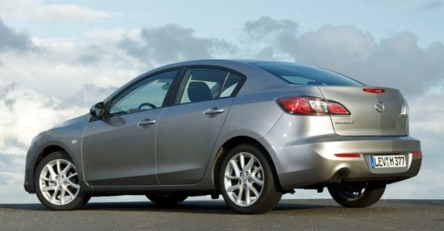 2014 Mazda 3 4D 2.0 頂級型  第3張相片