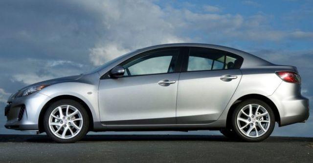 2014 Mazda 3 4D 2.0 頂級型  第4張相片