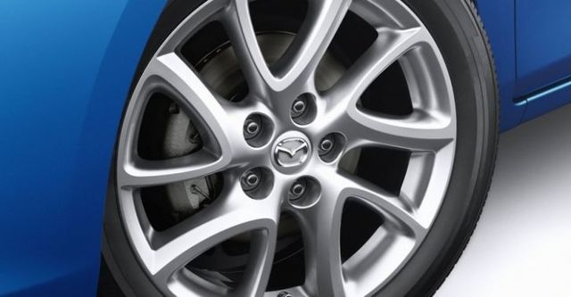2014 Mazda 3 4D 2.0 頂級型  第8張相片