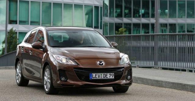 2014 Mazda 3 5D 1.6尊貴型  第2張相片