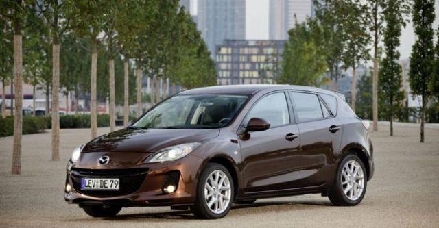 2014 Mazda 3 5D 1.6尊貴型  第3張相片