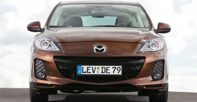 2014 Mazda 3 5D 1.6尊貴型  第5張相片