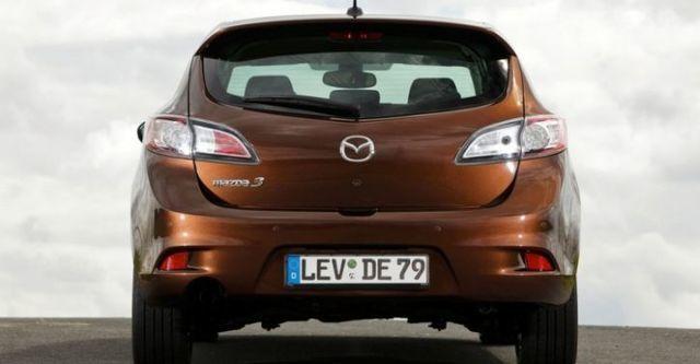 2014 Mazda 3 5D 1.6尊貴型  第6張相片