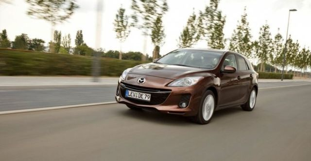 2014 Mazda 3 5D 1.6尊貴型  第7張相片