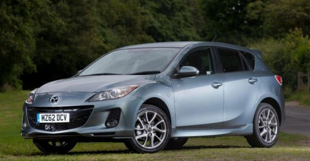 2014 Mazda 3 5D 2.0尊貴型  第1張相片