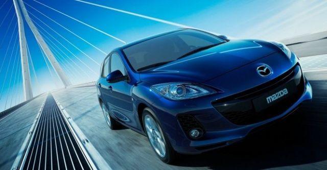 2014 Mazda 3 5D 2.0尊貴型  第2張相片