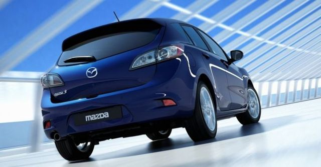 2014 Mazda 3 5D 2.0尊貴型  第3張相片
