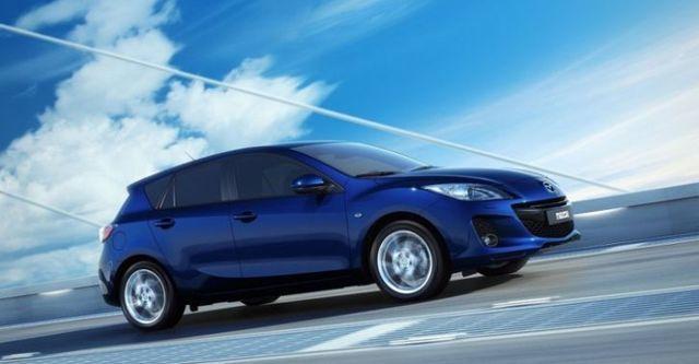 2014 Mazda 3 5D 2.0尊貴型  第4張相片