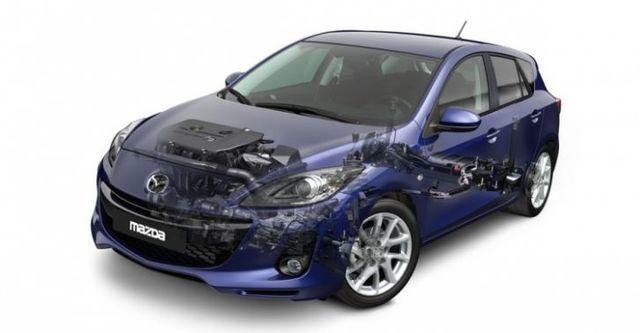 2014 Mazda 3 5D 2.0尊貴型  第7張相片