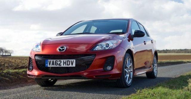 2014 Mazda 3 5D 2.5 S  第1張相片
