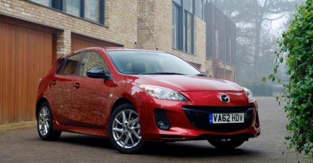 2014 Mazda 3 5D 2.5 S  第2張相片
