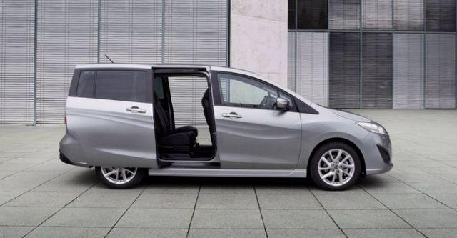 2014 Mazda 5 七人座尊爵型  第5張相片