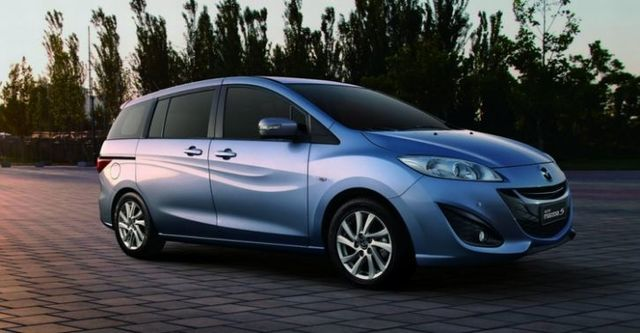 2014 Mazda 5 七人座豪華型  第1張相片