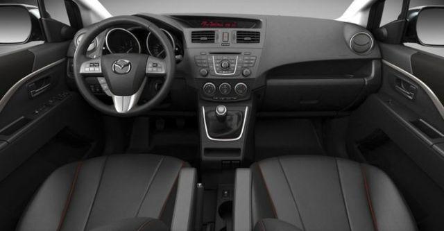 2014 Mazda 5 七人座頂級型  第6張相片