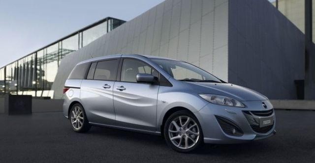 2014 Mazda 5 七人座頂級安全影音旗艦  第1張相片
