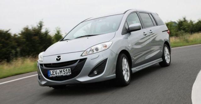 2014 Mazda 5 七人座頂級安全影音旗艦  第2張相片