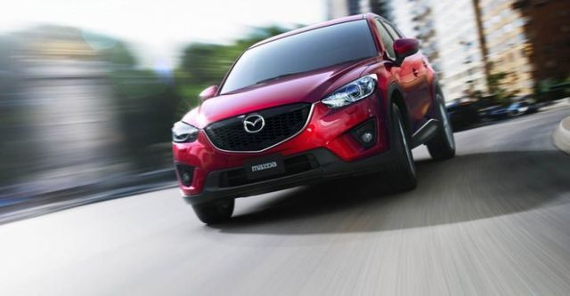 2014 Mazda CX-5 柴油2.2 2WD  第1張相片