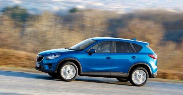 2014 Mazda CX-5 柴油2.2 2WD  第7張相片