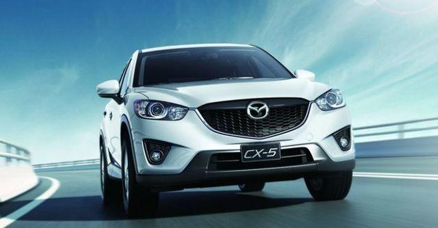 2014 Mazda CX-5 汽油2.0 AWD  第1張相片