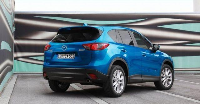 2014 Mazda CX-5 汽油2.0 AWD  第3張相片