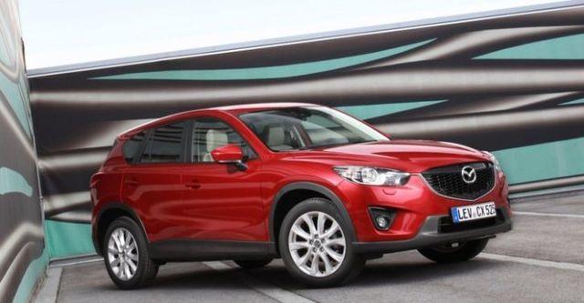 2014 Mazda CX-5 汽油2.0 AWD  第4張相片
