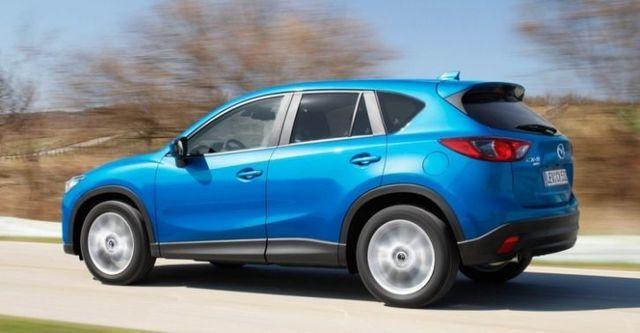 2014 Mazda CX-5 汽油2.0 AWD  第7張相片