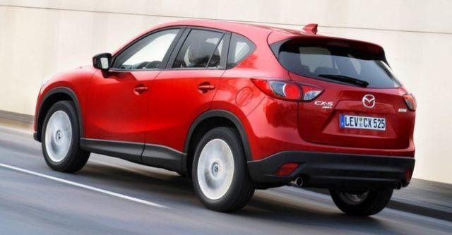 2014 Mazda CX-5 汽油2.0 AWD  第9張相片