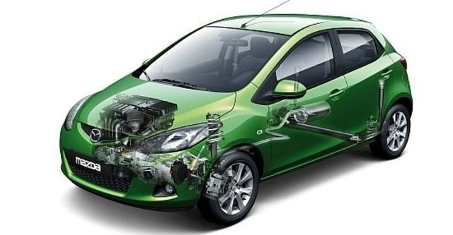 2013 Mazda 2 1.5 頂級型  第8張相片