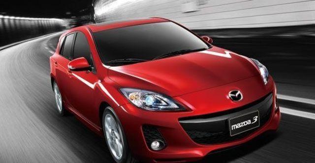 2013 Mazda 3 5D 1.6尊貴型  第1張相片