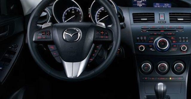 2013 Mazda 3 5D 1.6尊貴型  第6張相片