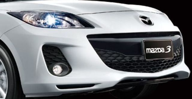 2013 Mazda 3 5D 1.6尊貴型  第8張相片