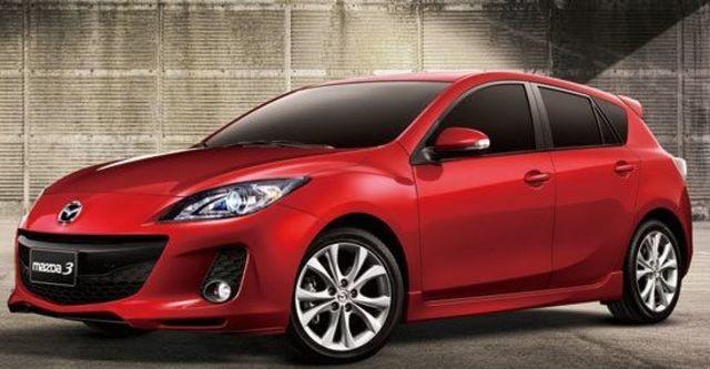 2013 Mazda 3 5D 2.5 S  第1張相片