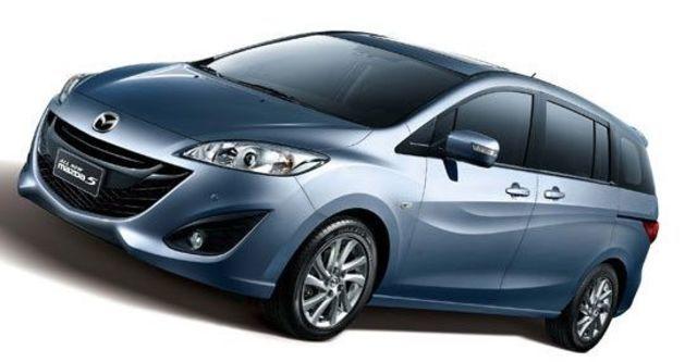 2013 Mazda 5 七人座尊爵型  第1張相片