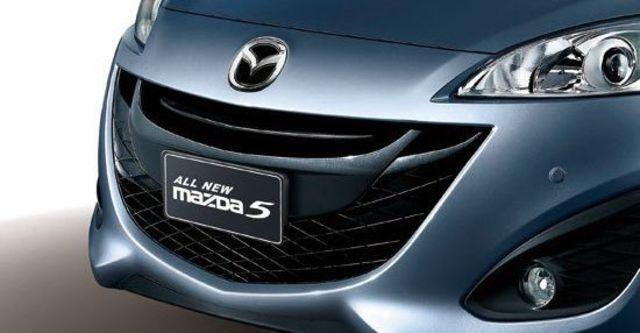 2013 Mazda 5 五人座尊榮型  第7張相片